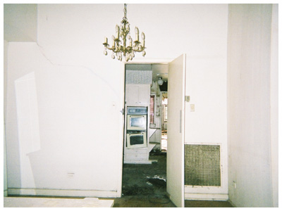 Abandoned House Before Kitchen
