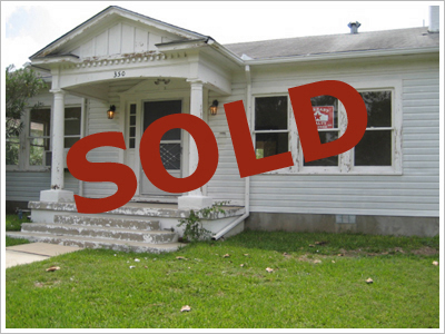 Bungalow 2 Sold