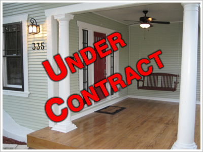 Craftsman Bungalow - Under Contract