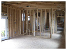 Master Suite Framing